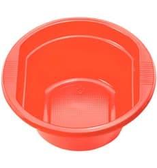 Bol de Plastico PS Rojo 250 ml Ø12cm (660 Uds)