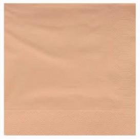 Paper Napkin Edging Cream 40x40cm (50 Units)