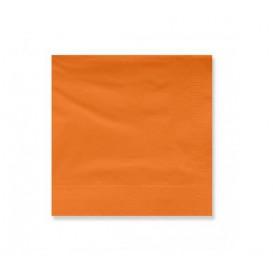 Paper Napkin Edging Terracotta 20x20cm 2C (6000 Units)