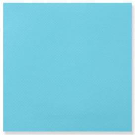 Paper Napkin Turquoise 25x2cm (50 Units)
