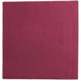 Paper Napkin Burgundy 25x25cm 2C (1400 Units)