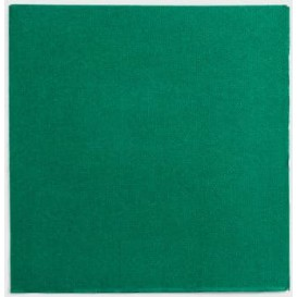 Paper Napkin Green 25x2cm (50 Units)
