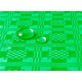 Tablecloth Roll Waterproof Kiwi Green 1,2x5m (10 Units)