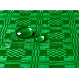 Tablecloth Roll Waterproof Dark Green 1,2x5m (10 Units)