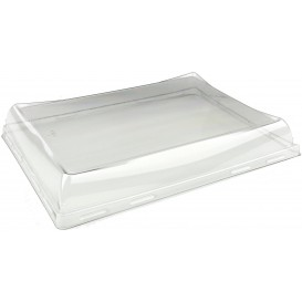 Plastic Lid PET for Tray 23x16cm (300 Units)