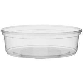 Plastic Deli Container Clear PP 125ml Ø10,5cm (1.000 Units)