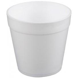 Foam Container White 32Oz/950ml Ø12,7cm (25 Units)