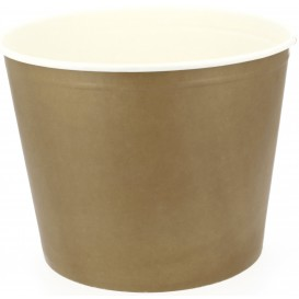 Paper Chicken Bucket 5100ml (25 Units)