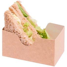Paper Sandwich Container Kraft (1000 Units)