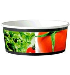 Paper Salad Bowl Medium size 775ml (45 Units)