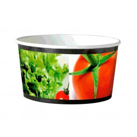 Paper Salad Bowl Small size 635ml (360 Units)