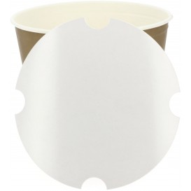 Paper Lid for Chicken Bucket 5100ml (100 Units)