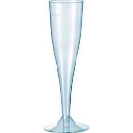 """Plastic Flute Wine Sparkling Wine 115ml 1P """"Premium"""" (160 Units)"""