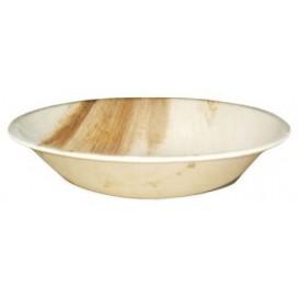 Palm Leaf Bowl Round Shape Ø18x3,5cm (200 Units)