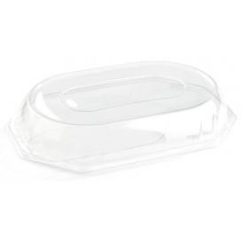 Plastic Platter Lid 46x30x7 cm (5 Units)