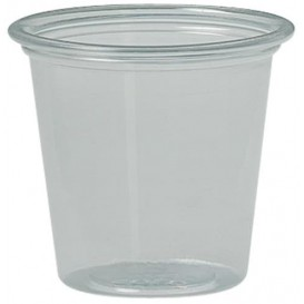 Plastic Souffle Cup PS Clear 37ml Ø4,8cm (5000 Units)