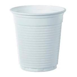 Plastic Cup PS Vending White 166ml Ø7,0cm (3000 Units)