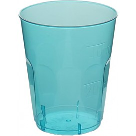 "Plastic Shot PS Crystal ""Diamant"" Blue 50ml (600 Units)"