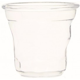"Tasting Plastic Mini Cup PS ""Cabosse"" Clear 60ml (300 Units)"