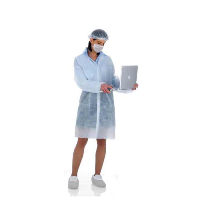 Disposable Protection Kit TNT 3 pieces + Mask White (1 Unit)