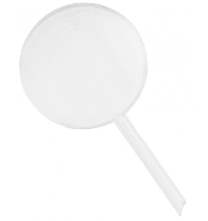 Plastic Food Grade Pipettes 2ml Ø2,8x5,5cm (25 Units)