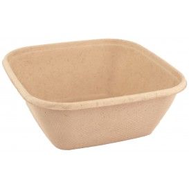 Sugarcane Bowl 1000ml 17x17x7cm (50 Units)