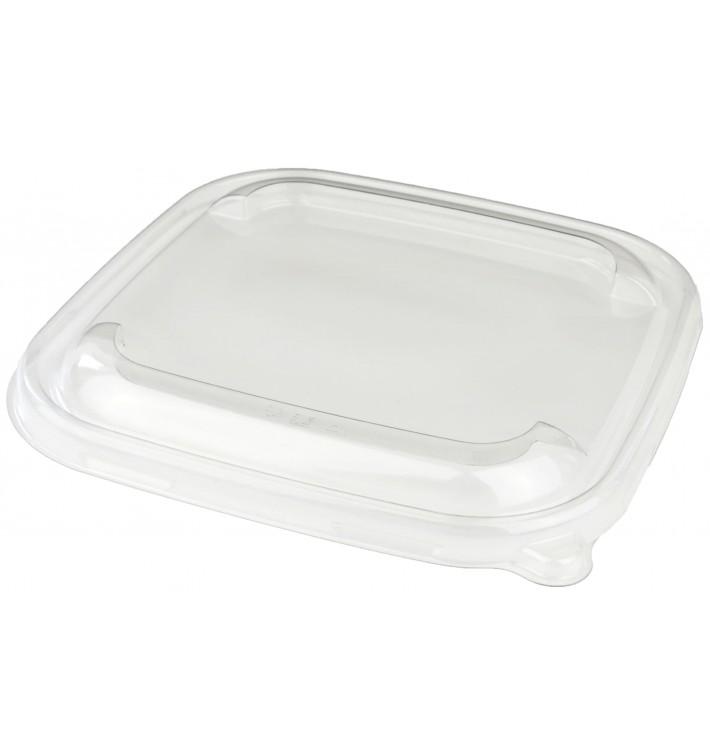 Plastic Lid PP Clear for Bowl 17x17cm (50 Units)
