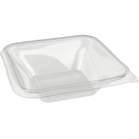 "Plastic Bowl PET ""Impression"" 500ml 17x17x5cm (50 Units)"