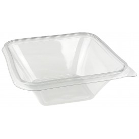 "Plastic Bowl PET ""Impression"" 750ml 17x17x6cm (300 Units)"