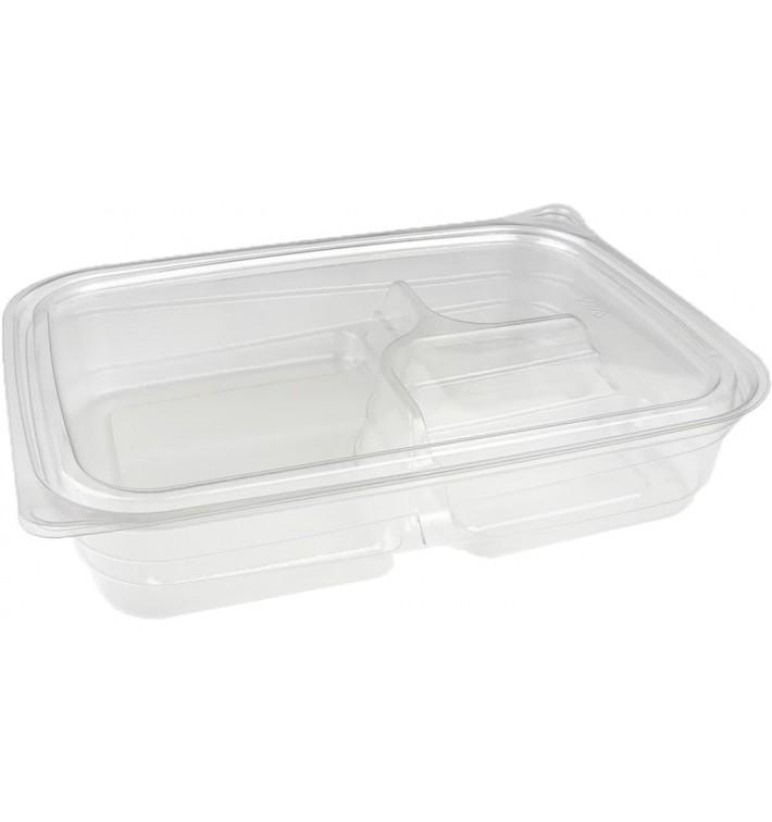Plastic Deli Container PET 3C 700ml 22x16x4cm (75 Units)