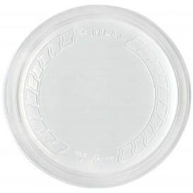 "Plastic Lid PP ""Deli"" Translucent Ø12cm (500 Units)"