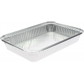 "Foil Pan ""18 Cannelloni"" 2200ml 31,5x21x4,6cm (100 Units)"