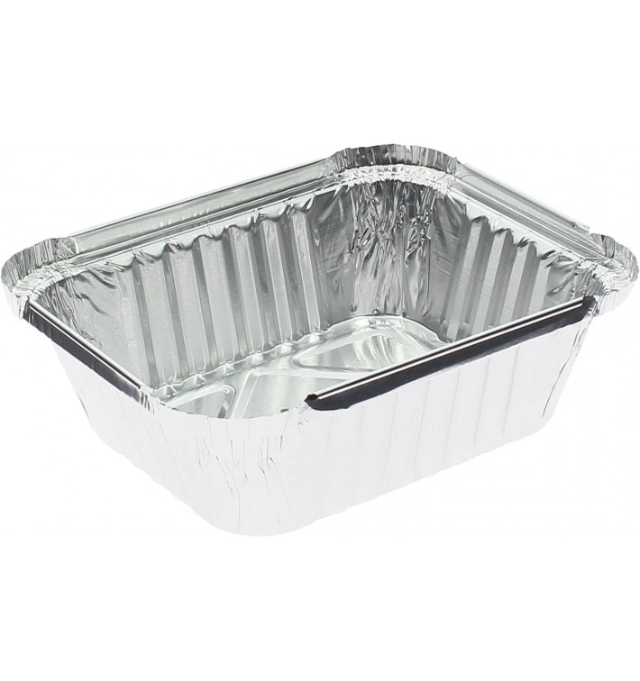 Foil Pan 475ml 14,6x12,1x4cm (1200 Units)