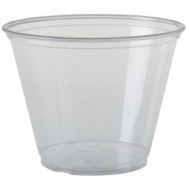 Plastic Cup PET Crystal Solo® 9Oz/266ml Ø9,2cm (1000 Units)