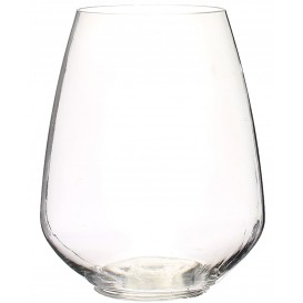 "Plastic Tasting Glass PS ""Poire"" Clear 130ml (10 Units)"