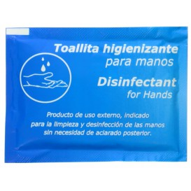 Disinfectant / Hygienic Wipes (100 Units)
