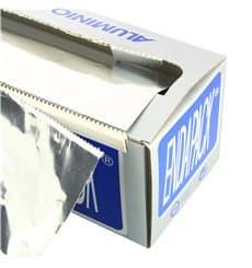 Aluminium Foil Wrap with Dispenser Box 40cmx300m 4Kg (6 Units)