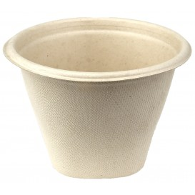 Sugarcane Bowl 500ml Ø13cm (100 Units)