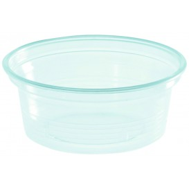Plastic Souffle Cup PS Clear 50ml Ø7cm (50 Units)