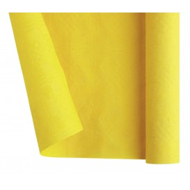 Paper Tablecloth Roll Yellow 1,2x7m (25 Units)