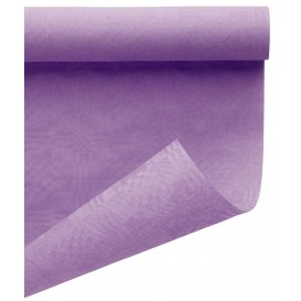 Paper Tablecloth Roll Lilac 1,2x7m (25 Units)