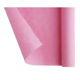 Paper Tablecloth Roll Pink 1,2x7m (25 Units)