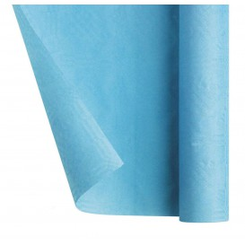 Paper Tablecloth Roll Light Blue 1,2x7m (1 Unit)