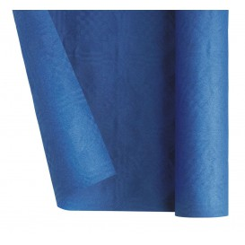 Paper Tablecloth Roll Dark Blue 1,2x7m (25 Units)