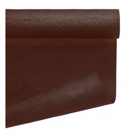 Paper Tablecloth Roll Chocolate 1,2x7m (25 Units)