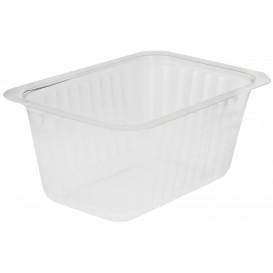 Plastic Deli Container PP Heat Sealable 500ml (100 Units)