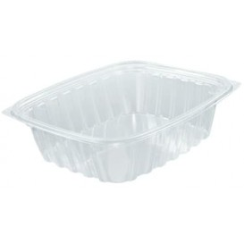 "Plastic Deli Container OPS ""ClearPac"" Clear 710ml (63 Units)"
