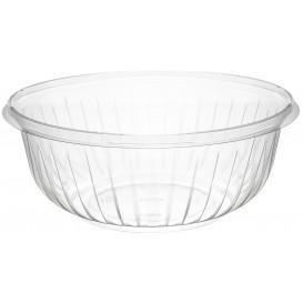 "Plastic Salad Bowl PET ""PresentaBowls"" Clear 950ml Ø18,3cm (252 Units)"