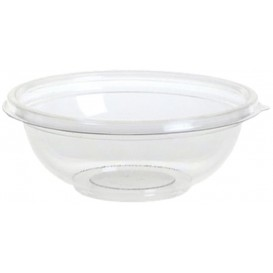 Plastic Bowl PET 600ml Ø18cm (60 Units)