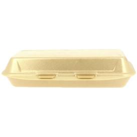 Foam Baguette / Panini Container 2,85x1,30x0,30cm (300 Units)